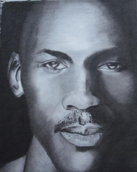 Michael Jordan by aaron7599
